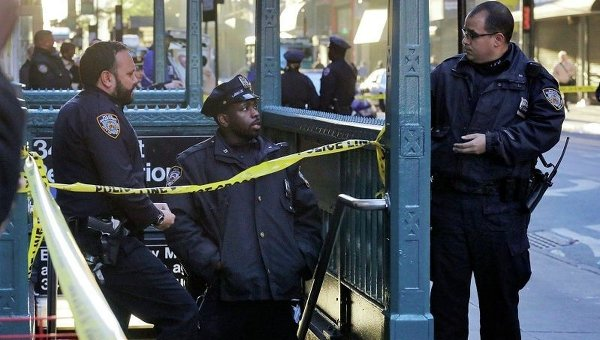 Власти Нью-Йорка неподтвердили информацию острельбе ваэропорту имени Кеннеди