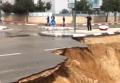 Наводнение в израильском Ашкелоне