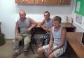 Украинские военные, задержанные в Крыму