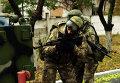 Проверка боеготовности гарнизона полиции в Мариуполе