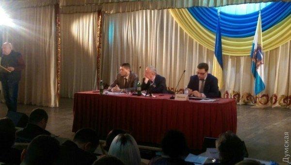 Общественные слушания по переименованию Ильичевска