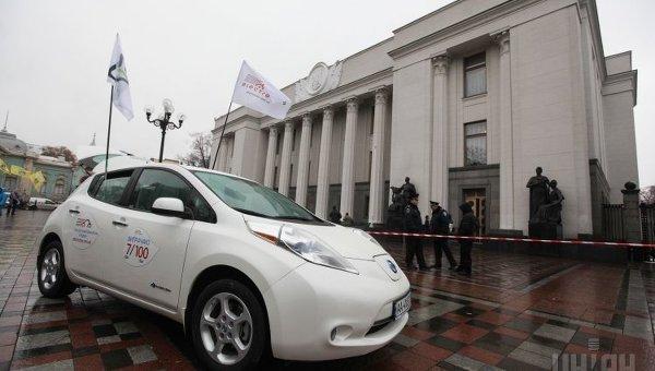 Акция об отмене ввозных пошлин на электроавтомобили