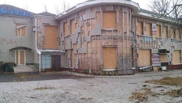 Киевский проспект Донецка