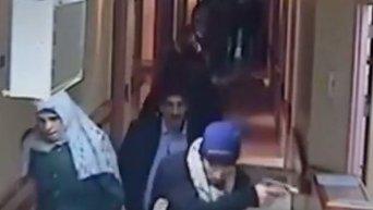 Спецназ Израиля похитил из больницы подозреваемого палестинца. Видео