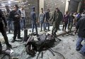 Последствия теракта в Бейруте