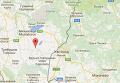 Место крушения украинского вертолета в Словакии (по данным СМИ)