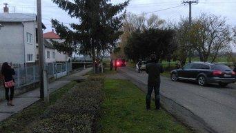 В Словакии разбился украинский вертолет