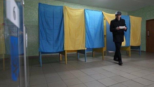 Голосование во втором туре выборов мэра Киева