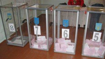Голосование. Архивное фото