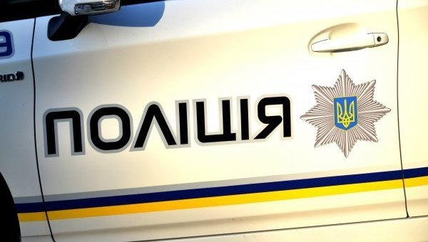 Машина полицейских. Архивное фото