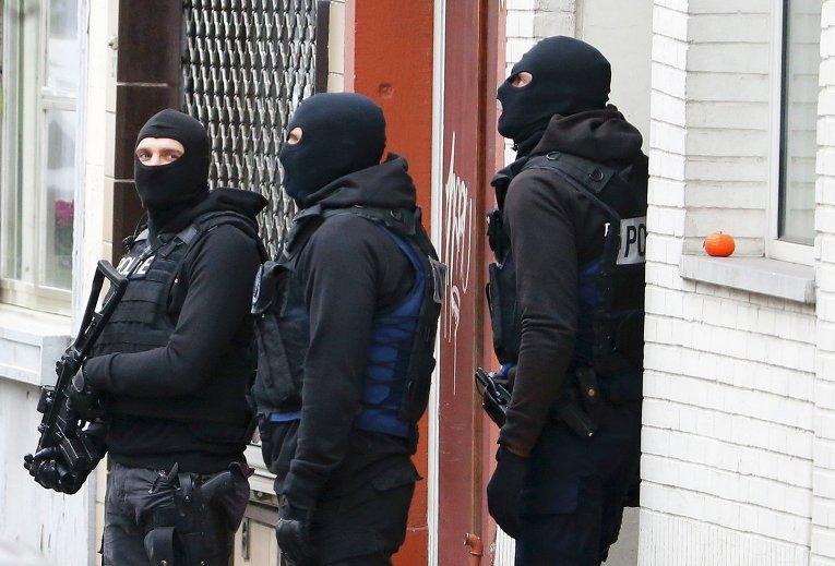 Спецоперация в Брюсселе: задержание подозреваемого в терактах в Париже