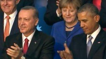 Борьба с терроризмом вышла на первый план саммита G20. Видео