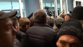 Митинг в Кривом Роге. Видео