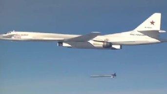 Массированный удар самолетами Дальней авиации по объектам инфраструктуры ИГ в Сирии