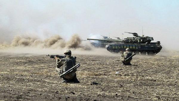 Военные ВСУ. Архивное фото