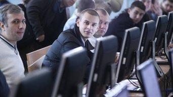 Аттестация работников МВД в ряды Национальной полиции Украины