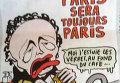 Карикатура Charli Hebdo по поводу терактов в Париже