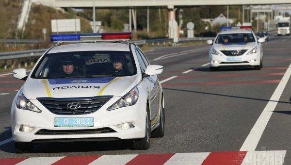 Полиция Украины. Архивное фото