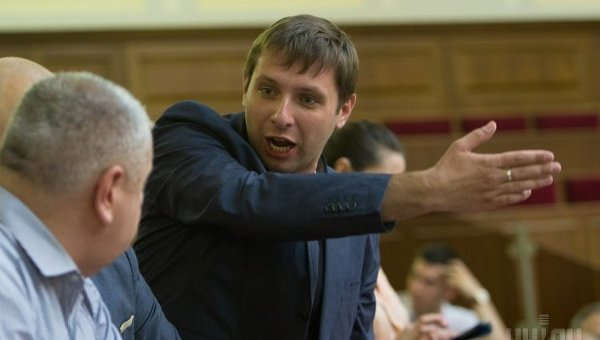 Владимир Парасюк. Архивное фото