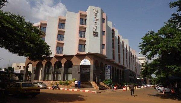 Отель Radisson Hotel Bamako в Мали