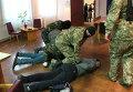 В Сумской области задержали ОПГ, прикрывавшуюся Саакашвили. Видео