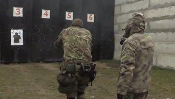 Учебные стрельбы полицейского спецназа КОРД