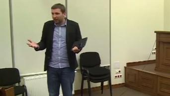 Парасюк устроил скандал на брифинге в ГПУ. Видео