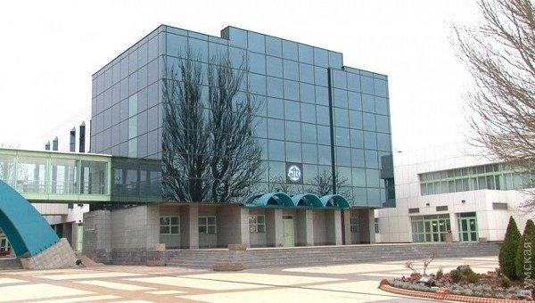 Одно из зданий Одесского припортового завода (ОПЗ)