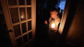 Отключение электроэнергии в Киевской области. Список населенных пунктов