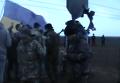 На границе с Крымом: штурм участников блокады. Видео