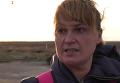 Мнения крымчан об отключении электричества. Видео