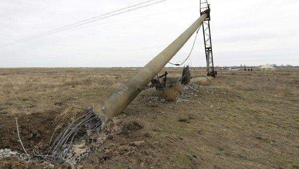 Проблема с электроэнергией Крыма решиться в кратчайшие сроки