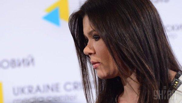 Известная украинская эстрадная певица поведала о собственных поездках на захваченный Донбасс