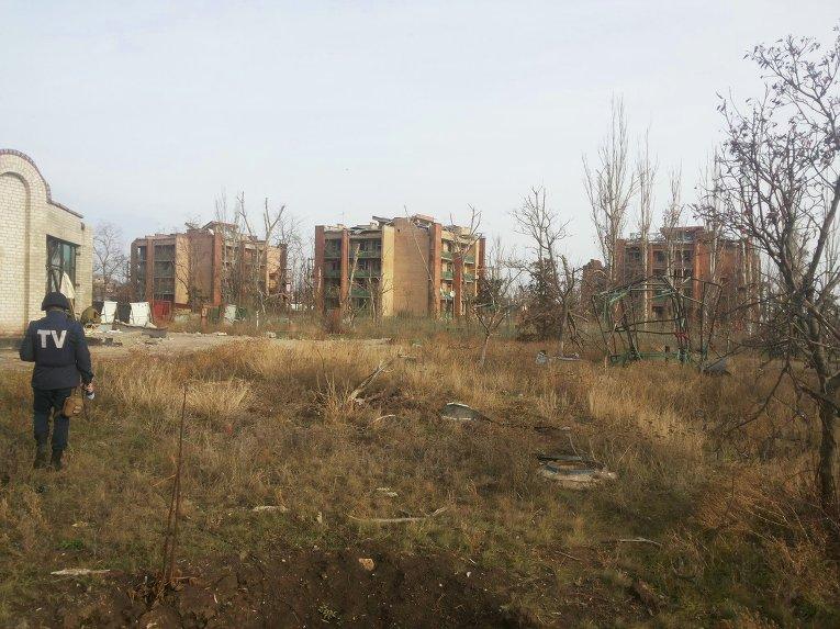 Ситуация в Широкино