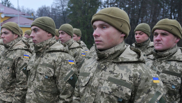Инструкторы из США начали тренировать украинских военных под Львовом