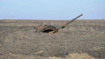 Ситуация в Донбассе. Архивное фото