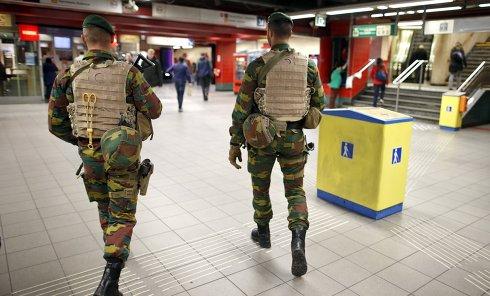 Повышенные меры безопасности в Брюсселе