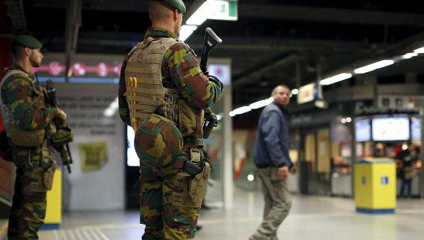 В Бельгии на участках по выборам президента Франции усилена безопасность