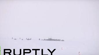 В Красноярском крае потерпел крушение пассажирский Ми-8