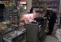 В Николаеве совершенно разбойное нападение на продовольственный магазин