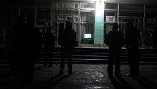 Блэкаут в Крыму