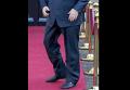 Петр Порошенко в мятых брюках в Нидерландах