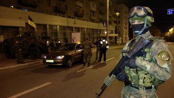 В Мариуполе на время выборов на службу заступили усиленные наряды полиции