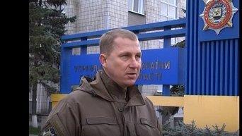 Аброськин гарантирует безопасность во время выборов в Мариуполе