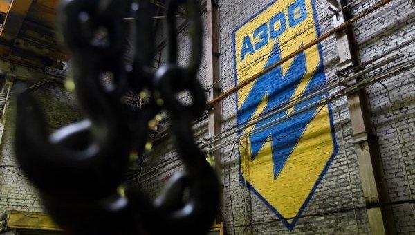 Испытание рекрутов Национальной гвардии Украины в тренировочном лагере Азов