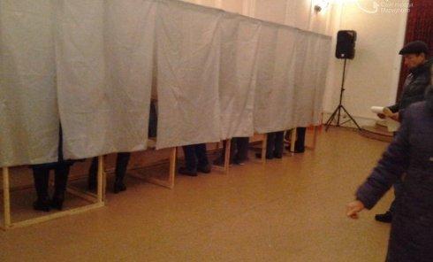 Выборы в Мариуполе 29 ноября