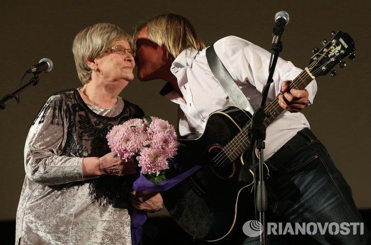 Творческий вечер к 90-летию режиссера Леонида Гайдая