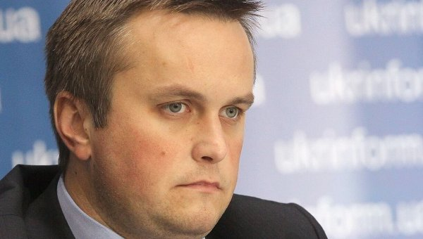 Назар Холодницкий. Архивное фото