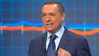 Мартыненко о сложении с себя депутатских полномочий. Видео