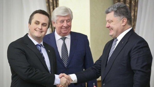 Отставка Холодницкого: как Луценко «воюет» против основного антикоррупционера